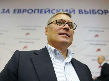 Михаил Касьянов // Russian Look
