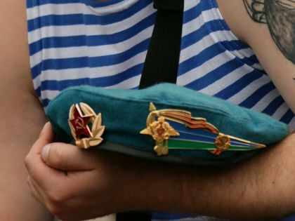 2 августа в РФ отмечают 85-ю годовщину образования ВДВ // Андрей Фокин / Russian Look