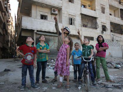 1 октября ВВС РФ нанесли 30 ударов по позициям исламистов в Сирии // Global Look Press