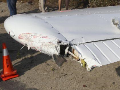 Малышка самостоятельно выбралась из-под обломков самолёта и дошла до населённого пункта // Global Look Press