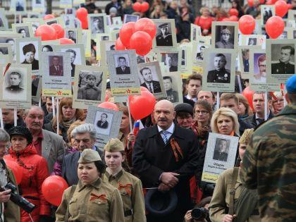 Соотношение людских потерь СССР и фашистской Германии составляет почти один к одному // Замир Усманов / Russian Look