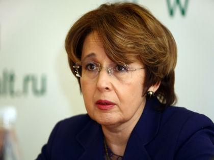 Депутат назвала незаконным отстранение её от руководства петербургским отделением партии  // Russian Look