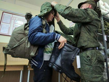 Современный метод поиска новобранцев смогут опробовать уже с 1 апреля, когда начнётся весенний призыв // Russian Look