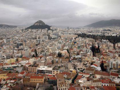 Преступники орудовали в греческой столице  // Global Look Press