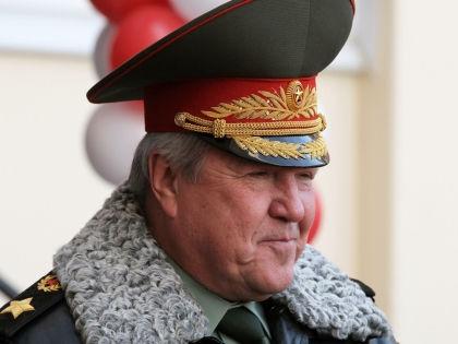 Полпред президента объяснился // Russian Look