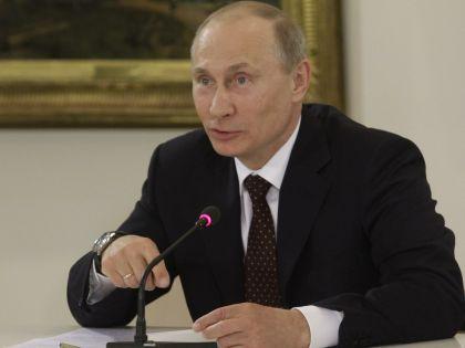 Родители Путина, по его словам, не могли ненавидеть немцев // Николай Титов / Russian Look