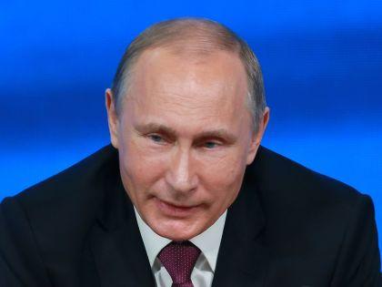 Владимир Путин // Дмитрий Голубович / Russian Look