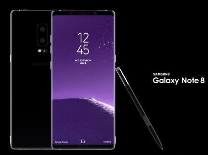 Компания решила представить Galaxy Note 8 незадолго до международной конференции потребительской электроники IFA, которая будет проходить в Берлине с 1 по 6 сентября // Стоп-кадр с YouTube