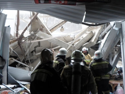Причиной распространения пожара стала самодеятельность сотрудников кафе // ГУ МЧС России по Республике Татарстан