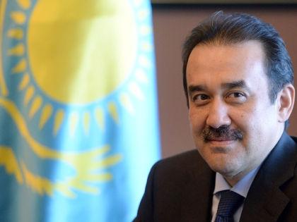 Премьер-министр Казахстана Карим Маcимов //  Global Look