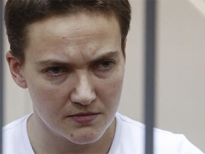 Надежда Савченко // стоп-кадр Youtube