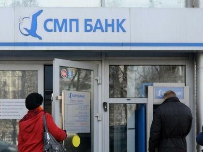 """""""СМП Банк"""" // Антон Белицкий / Russian Look"""
