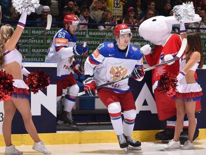 ЧМ-2015: Россия - Словакия: почему Знарок чуть не проиграл // Richard Wolowicz/HHOF-IIHF Images