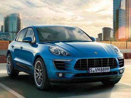 В декабре начнут продавать дизельный Porsche Macan S // Porsche.com