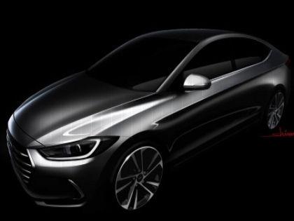 Hyundai Elantra // Пресс-служба Hyundai