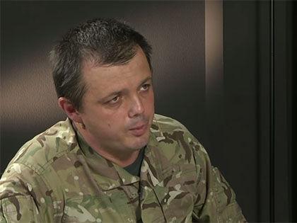 Семен Семенченко // Кадр Youtube