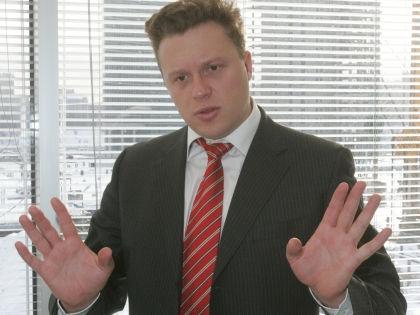 Сергей Полонский // Виктор Чернов / Russian Look