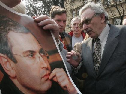 Борис Ходорковский // Виктор Чернов / Russian Look