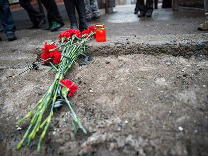 За обстрелом Волновахи и Мариуполя, по данным Human Rights Watch, стоят сами сепаратисты // Джеймс Спранкли / Global Look Press