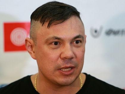 Костя Цзю //  Дмитрий Голубович / Russian Look