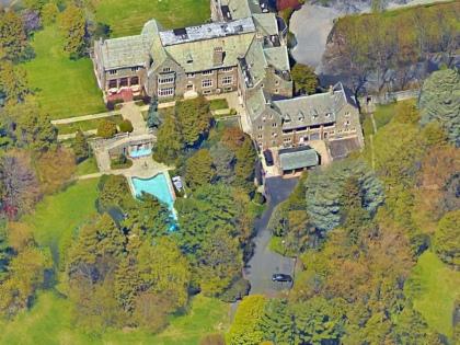 Так называемая дача Чуркина в штате Нью-Йорк // Google Maps