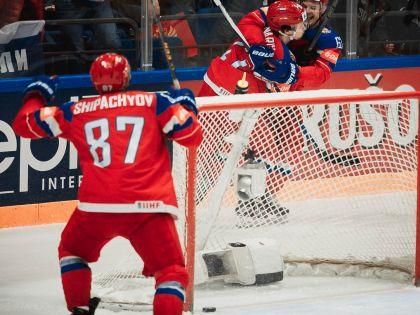 Дадонов, Шипачев и Панарин на ЧМ-2016 // Федерация хоккея России