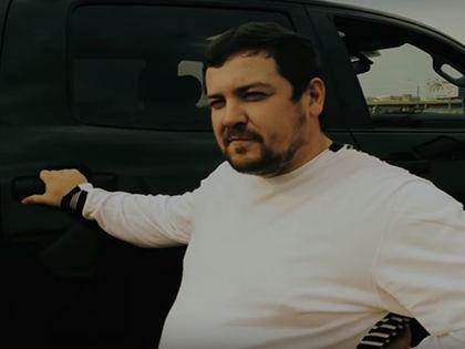 Эрик Китуашвили // Стоп-кадр с видео на YouTube