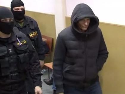 Губернатор арестован до 27 апреля // Кадр Youtube