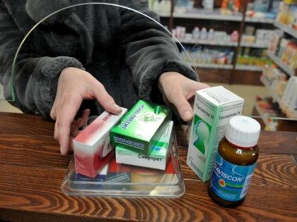 Рост цен на лекарства составил 24% с начала года // РИА «Новости»