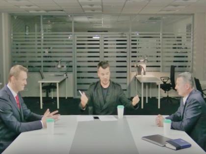 Дебаты Навального и Стрелкова // Стоп-кадр YouTube