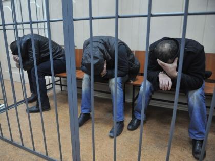 Подозреваемые в убийстве Бориса Немцова в Басманном суде // Komsomolskaya Pravda/Global Look Press