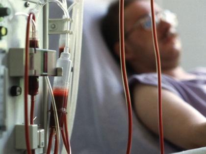 Зимой пациенты, проходящие через гемодиализ, умирают чаще всего // Global Look Press
