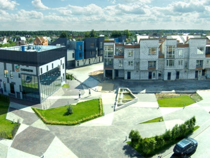 Поселок Белый Город // sabidom.ru