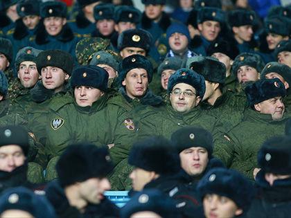 В 2014 году размер годового взноса по ипотеке для военных составил более 200000 рублей // Дмитрий Голубович / Russian Look