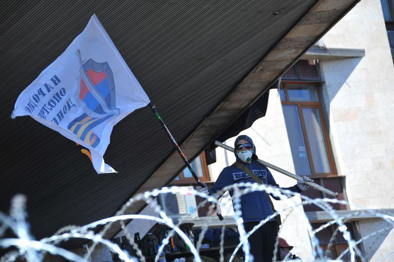 Суд ДНР впервые вынес смертный приговор // Комсомольская правда/Global Look Press