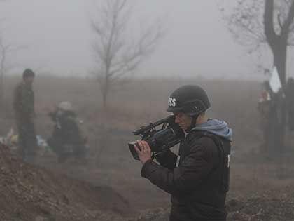 Кроме того, справиться со сложной военной техникой, по мнению генсека альянса, сами сепаратисты не смогли бы // Сергей Харченко / Global Look Press
