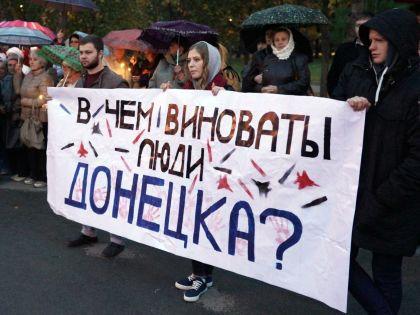 2 ноября на востоке Украины проходят выборы в ДНР и ЛНР // Russian Look