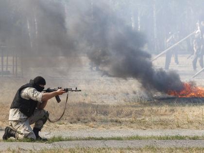 Миссию ОБСЕ и представителя Донецка обстреляли с украинской стороны 27 декабря // Серж Гловны / Global Look Press