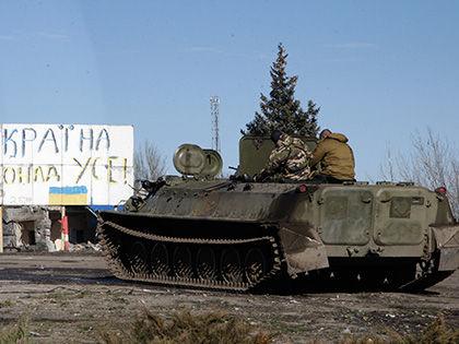 По состоянию на 18:00 по местному времени работа тяжёлых орудий не зафиксирована // Александр Ермоченко / Global Look Press