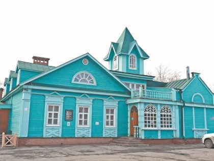В центре города много домов, которые выглядят так, какими были в XIX веке // Ольга Кузнецова