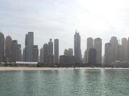 Ирина много путешествует. Например, 3 месяца назад она была в Дубае // Instagram Ирины Хакамады