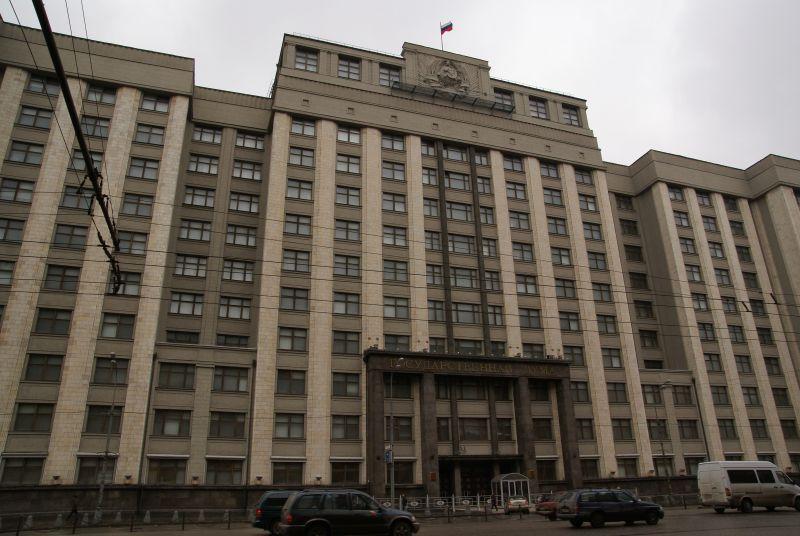 В Госдуме хотят принимать меры против депутатов, которые говорят не о том // Александр Чаплыгин / Global Look Press