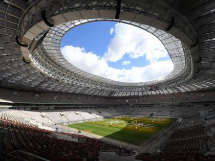 Стихийно выбежать на поле стадиона будет невозможно // Global Look Press