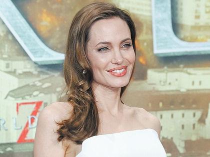 Анджелина Джоли // Shutterstock