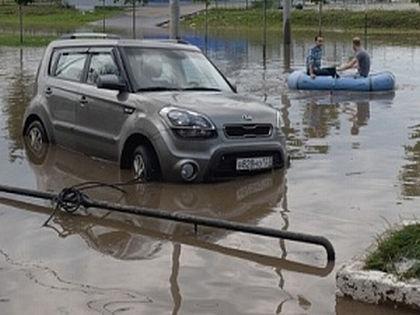 Из-за наводнения власти готовы эвакуировать жителей Сочи //  Пресс-служба губернатора Краснодарского края