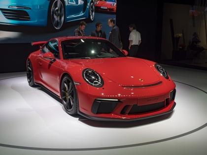 Все работы по замене подушки безопасности будут бесплатными для владельца отзываемого Porsche // Ed Aldridge / Global Look Press