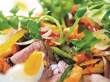 Диетическое блюдо // Shutterstock