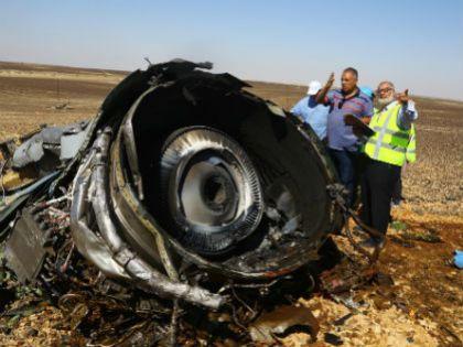 Эксперты Египта не нашли доказательств теракта на борту А321 // Ahmed Gomaa / Global Look Press
