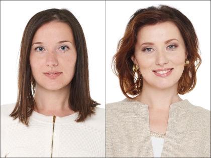 Наша героиня Елена – до и после // Павел Паршин / Savemotions