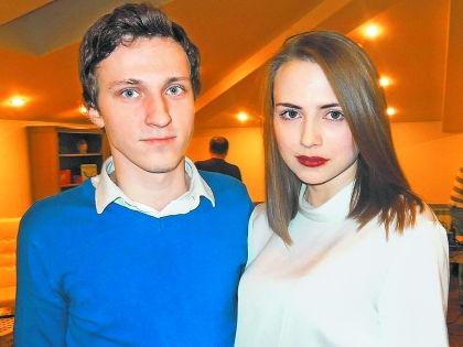 Яна Енжаева со своим парнем Виктором Грудевым // пресс-служба ТНТ